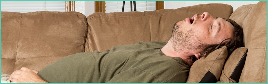 Apnea notturna sintomi - Test di valutazione rischio